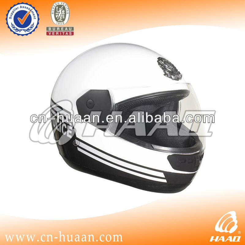 full face motorcycle helmet with fog proof PC visor