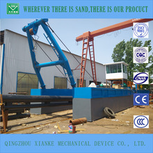 prices of river sand pumping pontoon floating dredgers sale