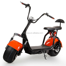 18 inch 60v 800w 1000w fat tire e-bike/harey e motorcycle/chopper e bicycle fat tire electric scooter samsung