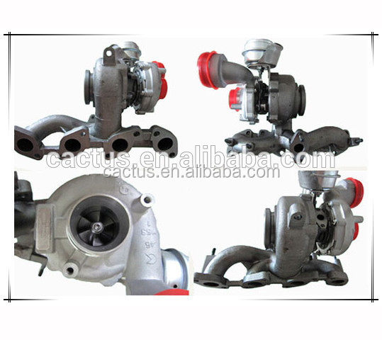 GT1749V Turbocharger 724930-5008S for VW sharan 1.9TD