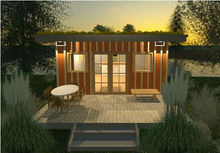 Ready-to-Go Small Home Eco-Hut