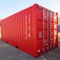 Certified 20 feet high quality standard shipping container
