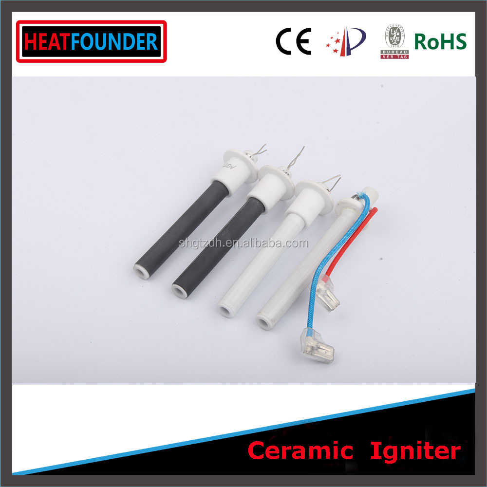 Customized high temperature resistant long working life ceramic igniter for wood <strong>pellet</strong>