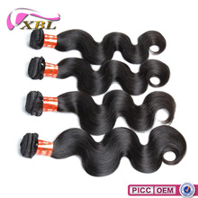 Reliable Partner XBL Supply Virgin Cambodian Wavy Hair Weft