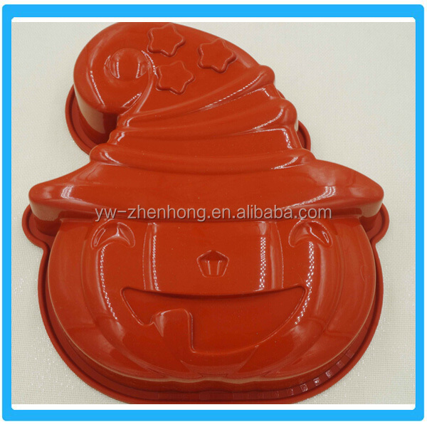 Halloween Wizard Silicone Cake Mould