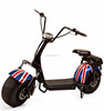 Hot Selling 800w harley citycoco scooter 2 wheel electrical scooter, adult electric motorcycle (C01)