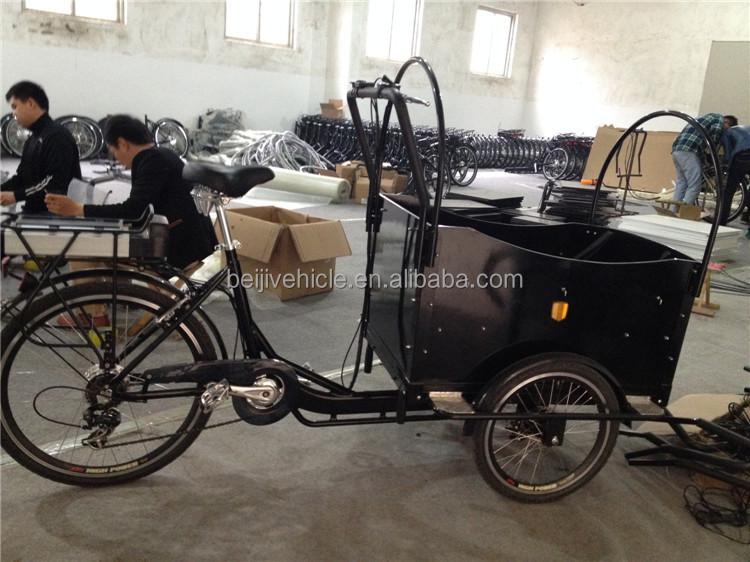 3 Wheel Electric Van Cargo Tricycle Cargobike For Sale In Denmark