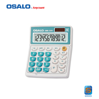 OS-239H business gift promotion desktop 12 digital calculator