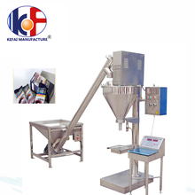 Filling and sealing machine for frozen food,sea food,forzon sausage