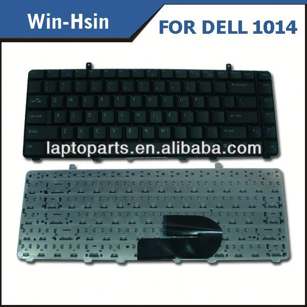 Latest electronic product in market in china Win-hsin for laptop parts for Dell A840 1014 laptop keyboard