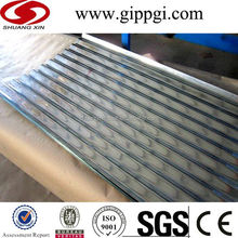 hot dip galvanized corrugated sheets metal roof steel tile