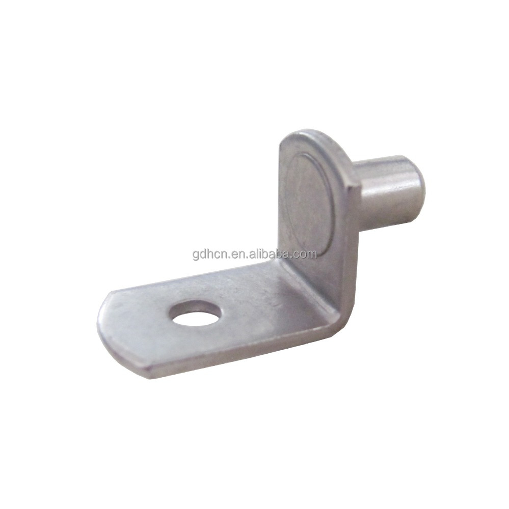 "6.2mm Pin,3/4""Arm,with hole,angle support,shelf bracket"