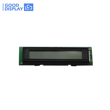 8x1 Character LCD Module