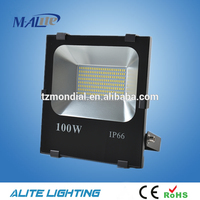 led working light IP66 NEW 100W outdoor led flood light