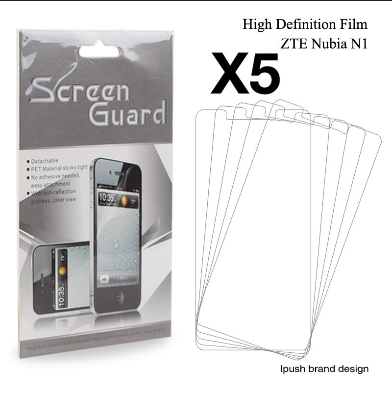 Best price PET hard coating film screen protector for samsung J5 2017