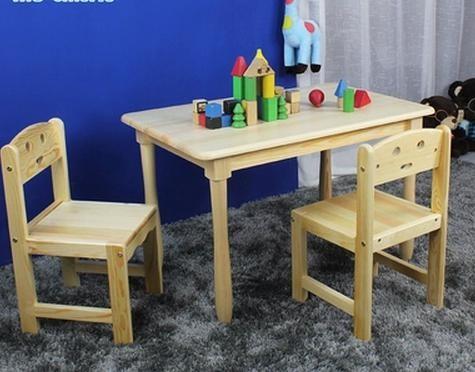 Mobili per bambini giocattoli di montessori bambini tavolo - Tavolo e sedia per bambini ...