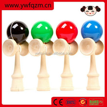 Free shipping promotion wholesale wooden kendamas for $5