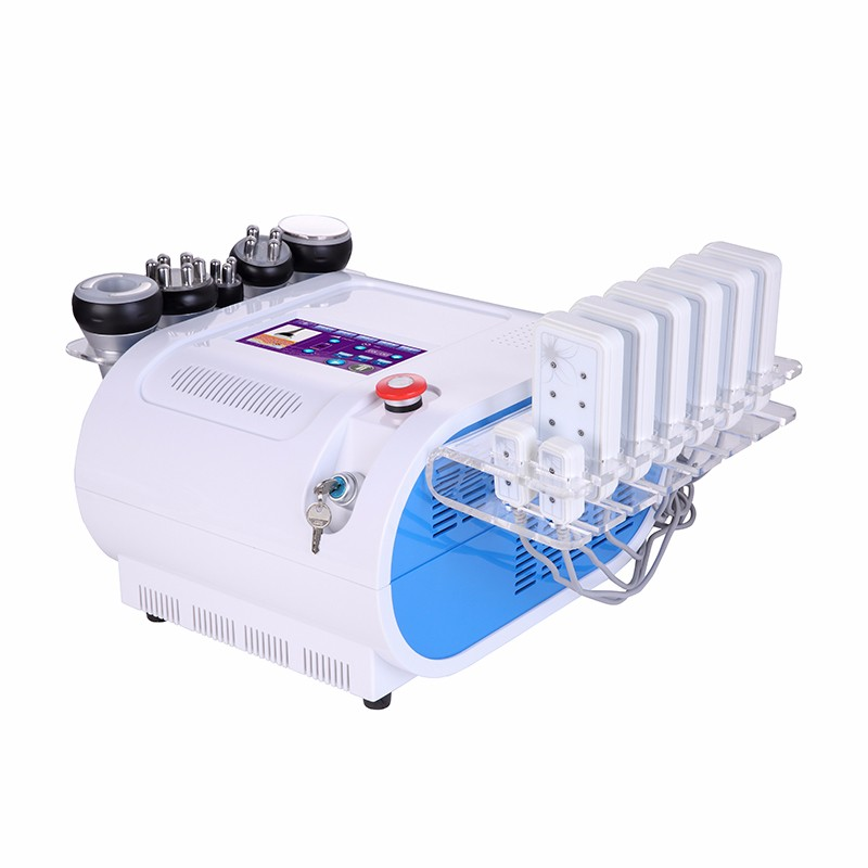 portable non-surgical vacuum slimming laser ultrasonic liposuction cavitation machine for sale