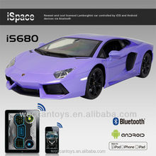 iOS Android control RC licensed Lamborghini universal rc car remote control