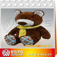 Shaking head and dancing animal electric stuffed toy
