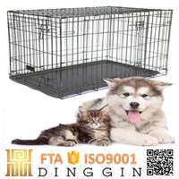 Stainless steel dog cage supplies for sale cheap