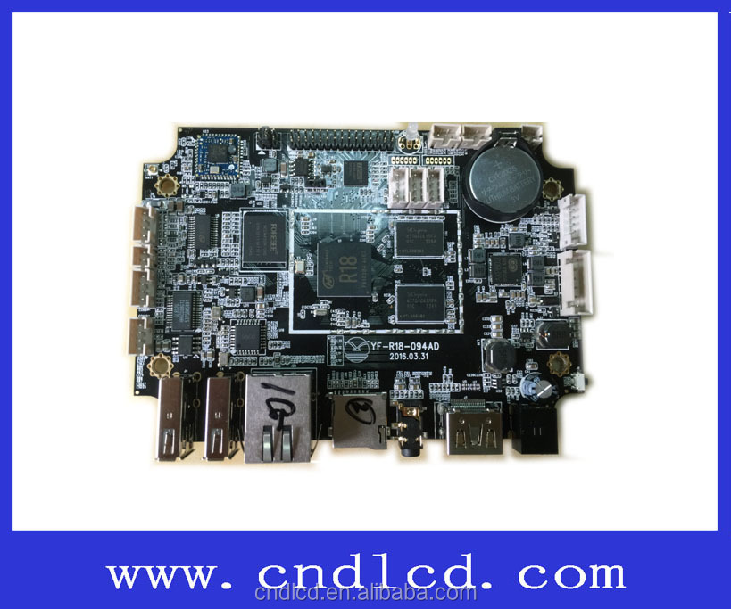Android AD Controller Driver Board for TFT LCD Multimedia Player