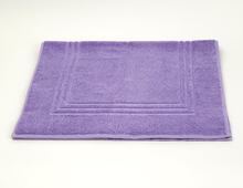 Luxury Hotel & Spa Towel 100% Genuine Turkish Cotton Greek Key (Large Bath Mat Wedgewood)