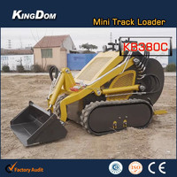 Factory Price Mini Electric Skid Steer Loader