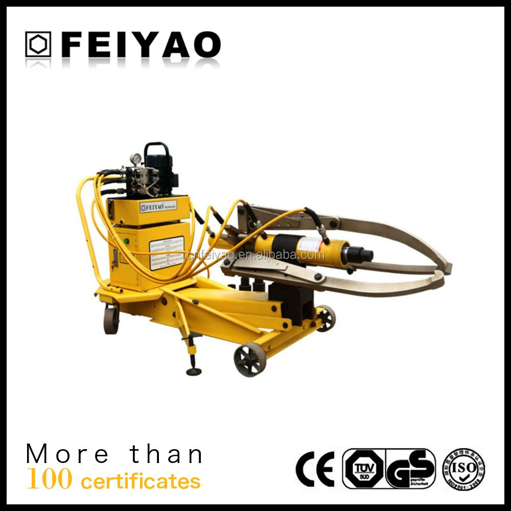 Double acting power pump movable hydraulic gear puller /power source 380V (FY-PH-553)