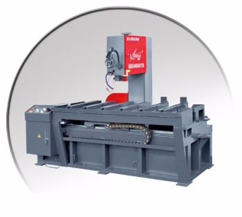 High quality CE certificate vertical band saw machine