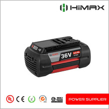 36V cordless power tool battery pack for BAT836