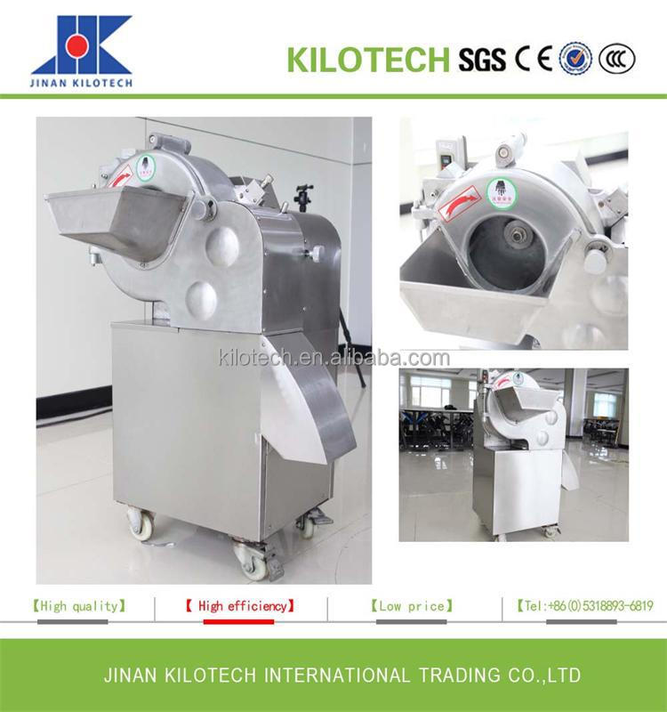 Automatice Industrial Commercial Vegetable Dicer Machine