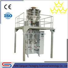 SGB480-Z1H10 Automatic Multi-head Weigher Packing Machine For Instant Frozen Food