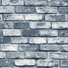 Best Price Grey White Brick 3D Wallpaper