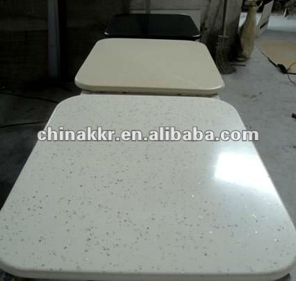 kingkonree sold by real manufactory artificial marble dining table designs