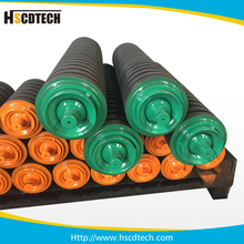 Good Price Rubber Coated Conveyor Impact Roller