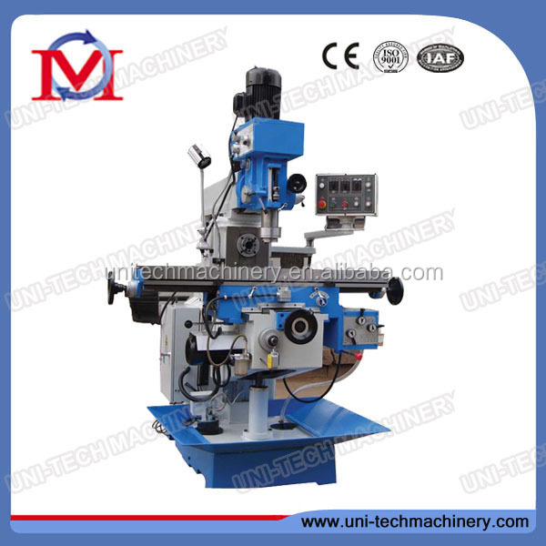 ZX6350ZA Portable Universal Bed Type Milling Machine