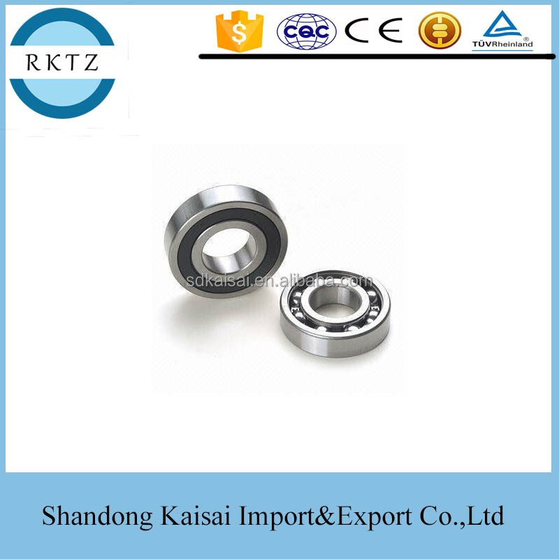 Machine parts Deep groove ball bearing 6008 size 40*68*15 made in China