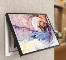 Photo Frame Function PS Material Meter Box Frame