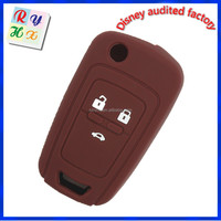Factory Supply Cost-effective Silicone Car Control Cover for Chevrolet