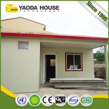 Lowest Cost Quick Build Low Price Light Steel Villa House Prefabricated
