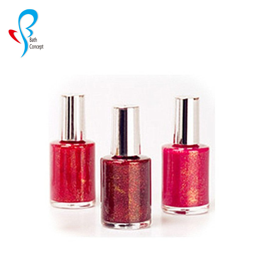 Direct factory Private label OEM glitter nail gel polish