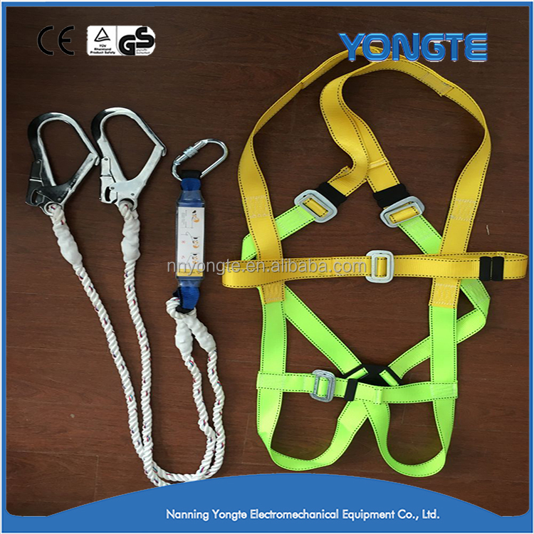 Protection Safety Belt Full Body Safety Harness