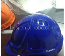 CE EN397 ABS/PE Comfort Protective Hat Adjustable industry safety helmet OEM safety helmet vents unique safety helmet