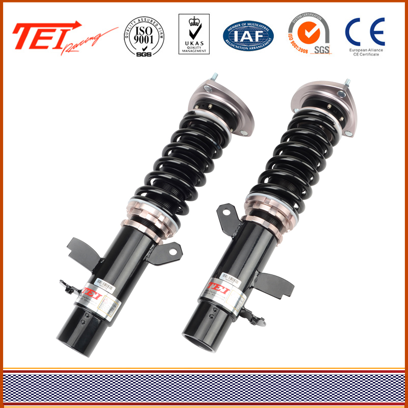 TEI 32 Ways Damping and Height Adjustable altezza shock absorber with High Durability for All Cars