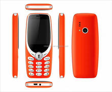 Free sample for NOKIA 3310 2017 NEW ARRIVAL CHEAP AND GOOD QUALITY phone