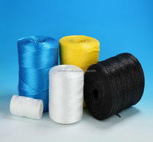 colorful agriculture pp rope/multi-purpose agriculture packing twine