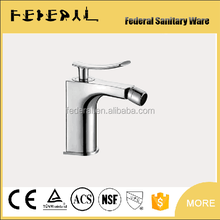 2016 Promotion Fashion Chrome Polished Bidet Spray Copper Bidet Faucet Toilet Can Rotate 360 Deg High-grade 5 Years Warranty
