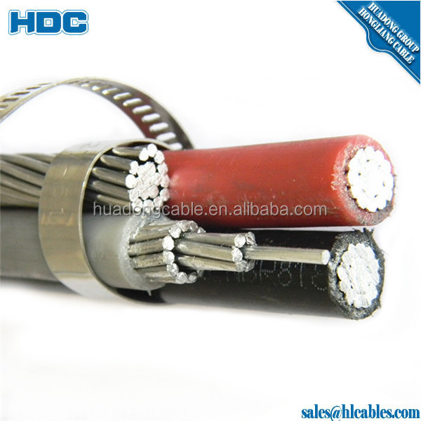 Aluminum Cable Covered Line Wire