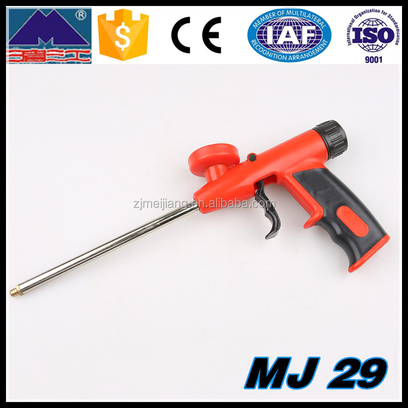 High Density 750ML PU Aerosol Flexible Polyurethane Foam Roll Gun